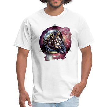 Cosmic Zebra Unisex Classic T-Shirt