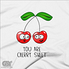 FUNNY CHERRY FRUIT TSHIRT FOR KIDS MEN AND WOMAN 2017