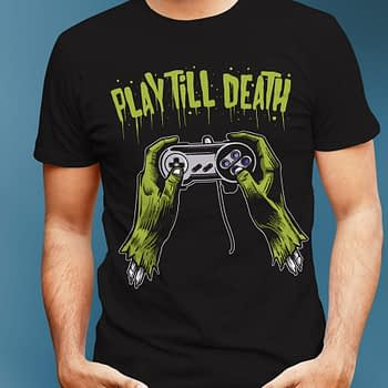 play-til-death-halloween-tshirt