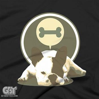 bulldog tshirt dog shirt animal shirt cool shirt
