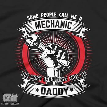 mechanic t-shirts