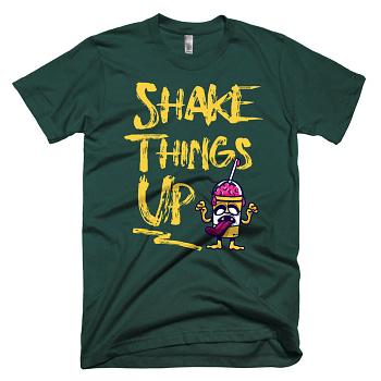 shake things up halloween t-shirt