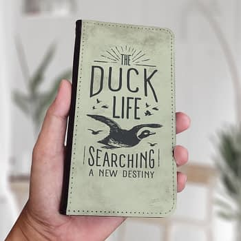 duck hunting duck life iphone samsung phone case