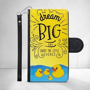 dream big enjoy the little things iphone samsung phone case (2)