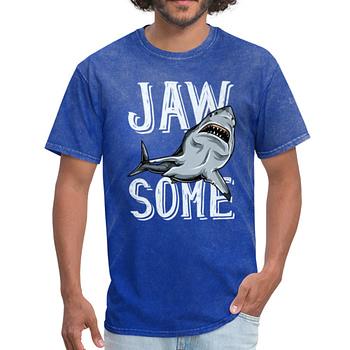 jawsome t-shirt jawsome shark t-shirt