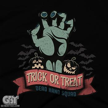 Halloween Tshirt trick or Treat Tshirt