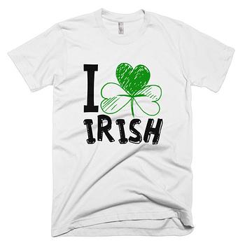 irish st patrick day shirt drinking t-shirt