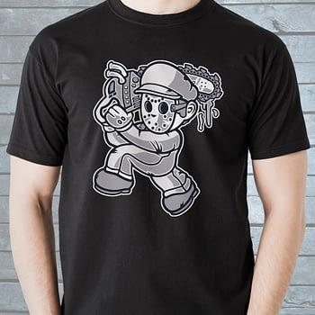 chainsaw-killer-Halloween-parody-scary-t-shirt-mockup-marie bros parady shirt