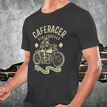 cafe-racer-motorbike-riding-tshirt-black fathers day 2018 2019